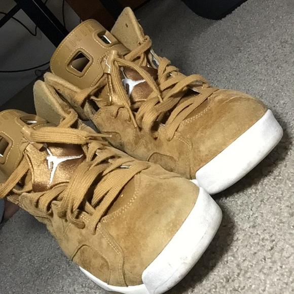 Jordan Shoes | Air 6s Wheat | Poshmark